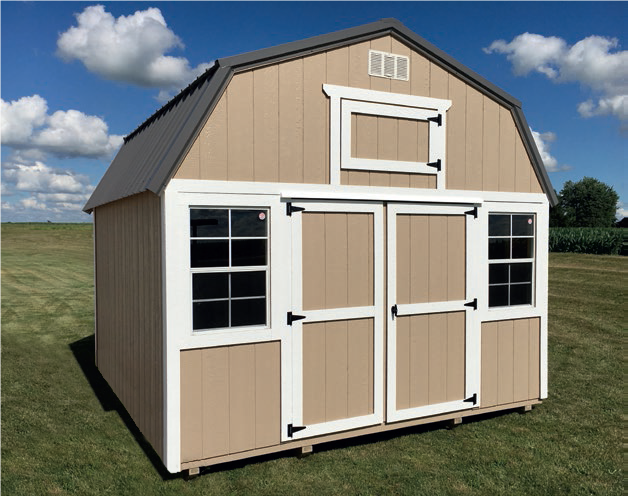 Countryside barns for Extra large metal sheds