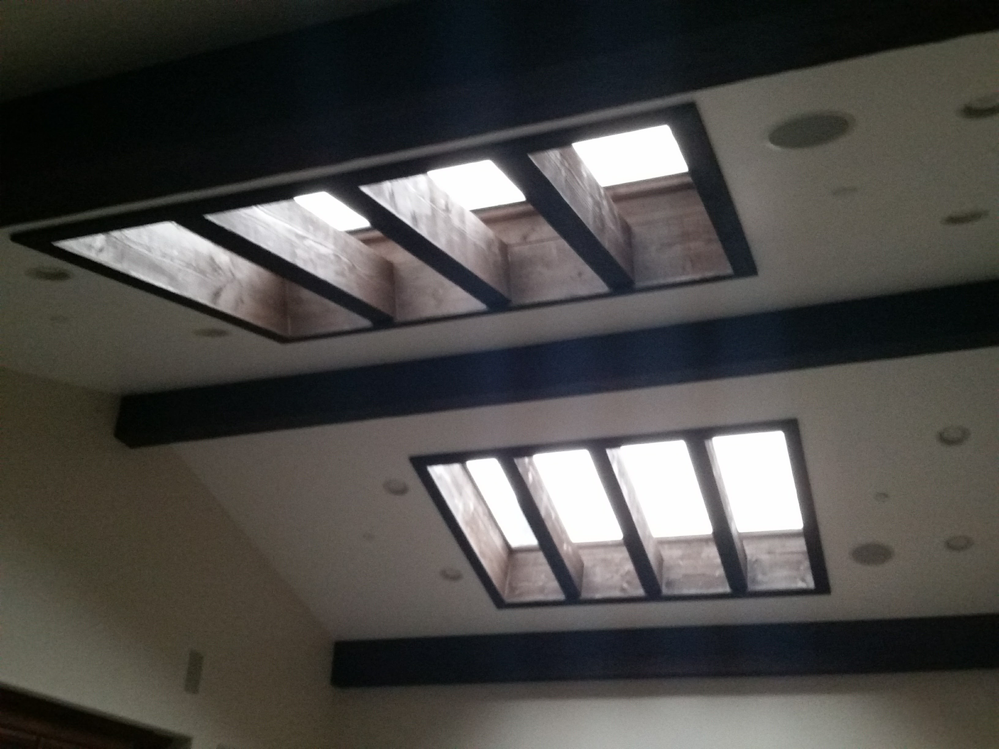 Skylights Irvine, With Blue Knight image 1