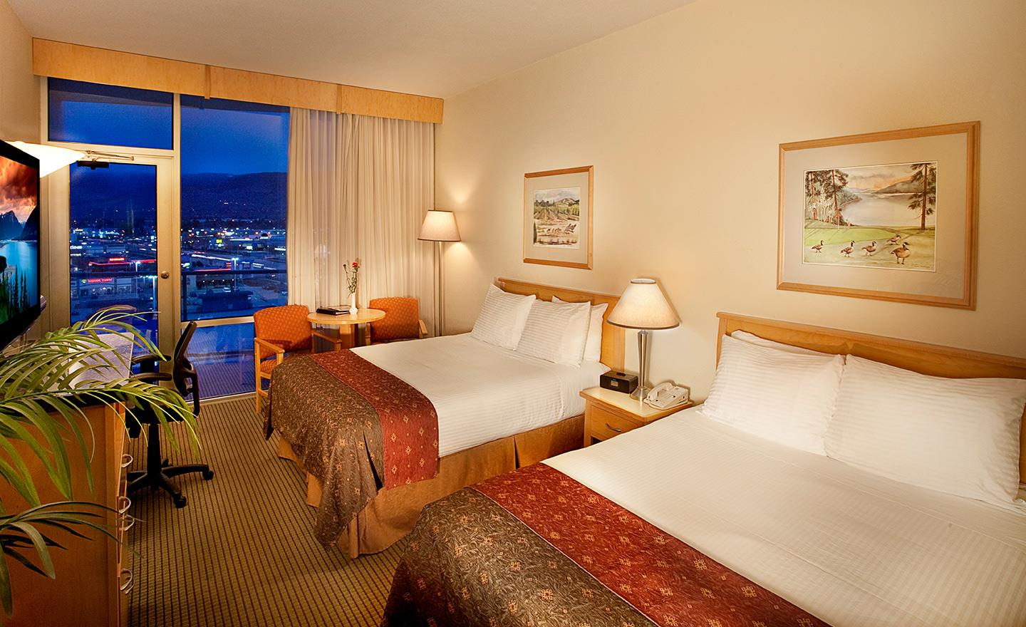 Best Western Plus Kelowna Hotel & Suites in Kelowna: Standard Tower Room