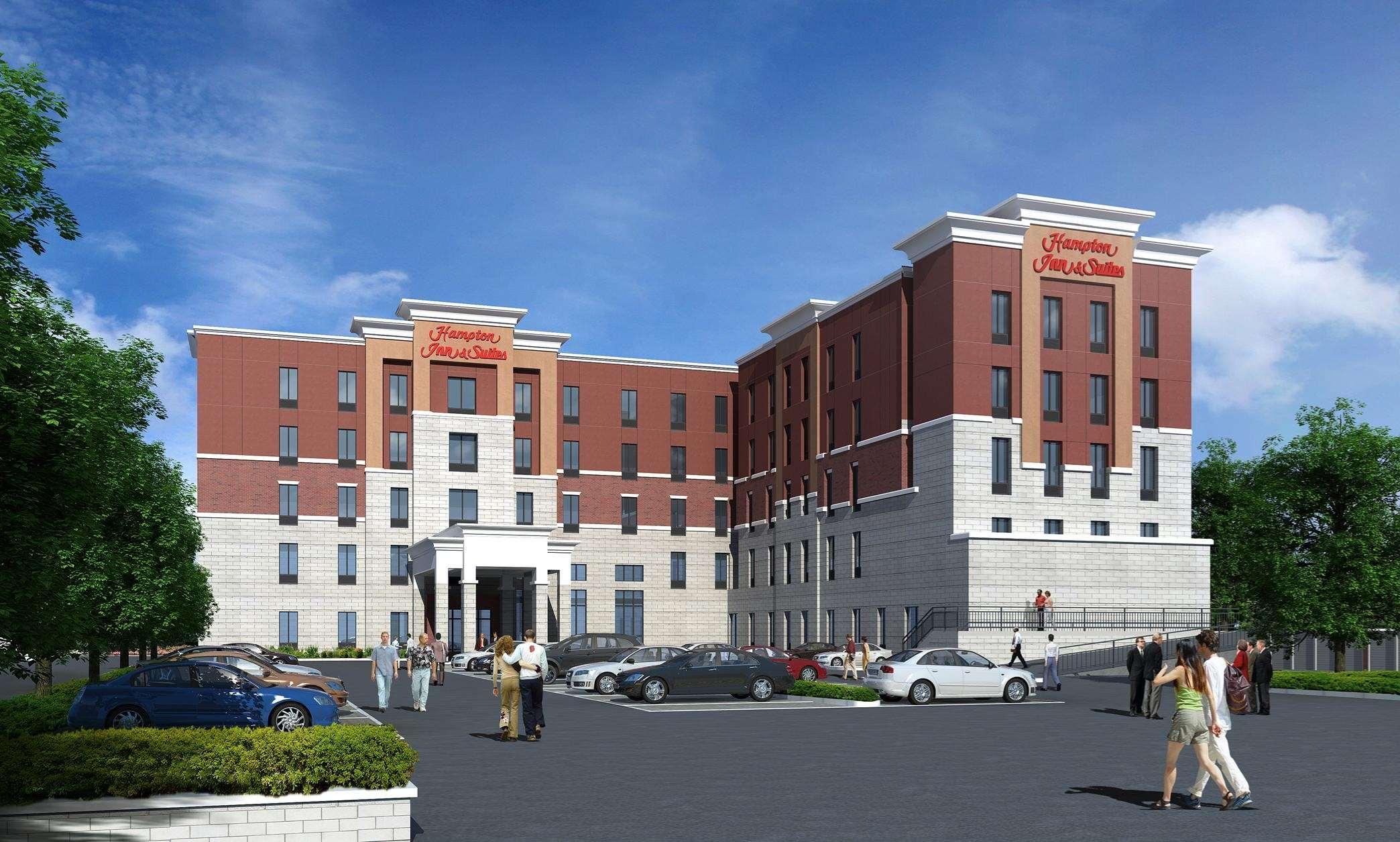 Hampton Inn & Suites Cincinnati/Uptown-University Area image 27