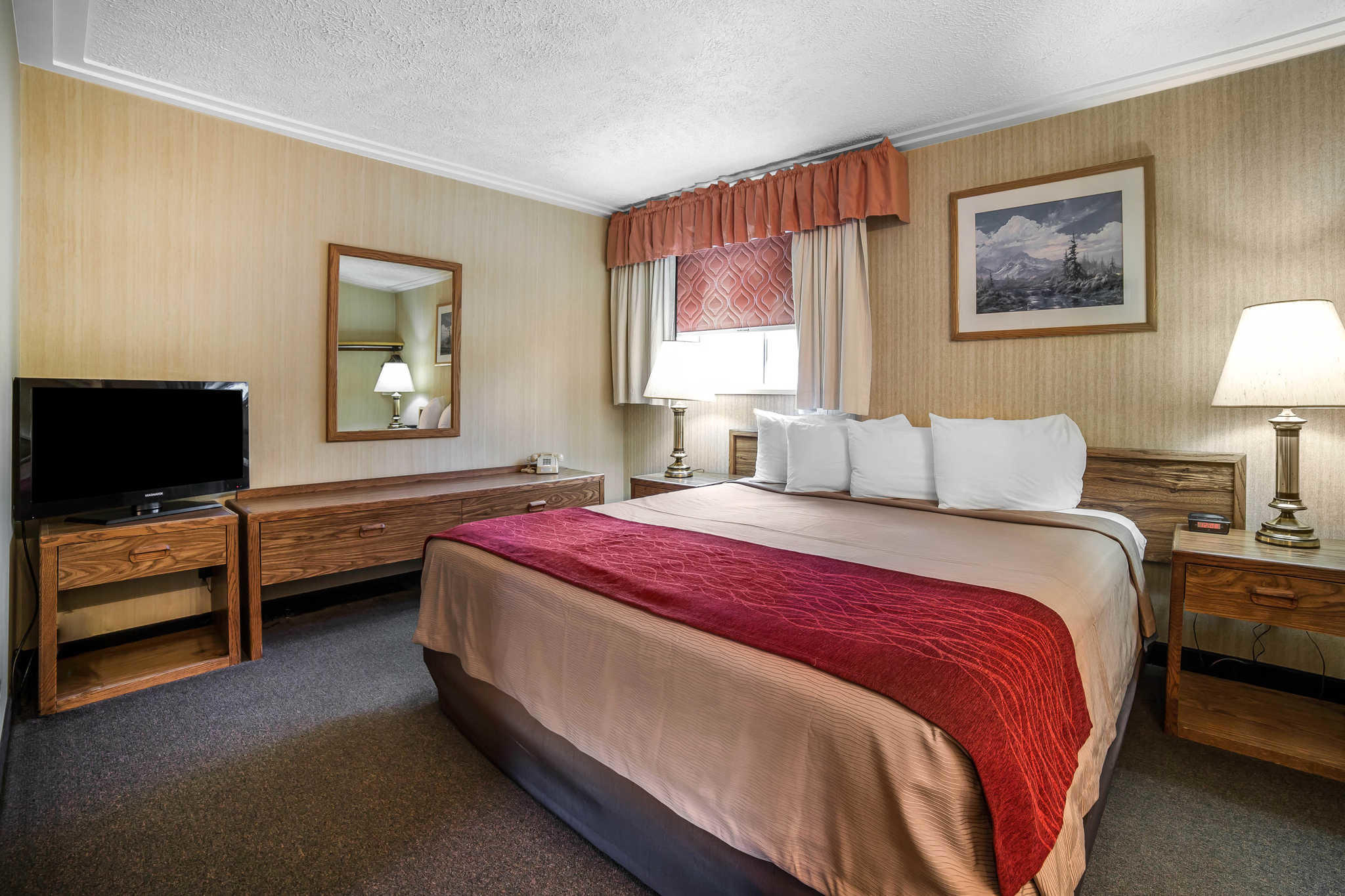 Rodeway Inn Pronghorn Lodge image 17