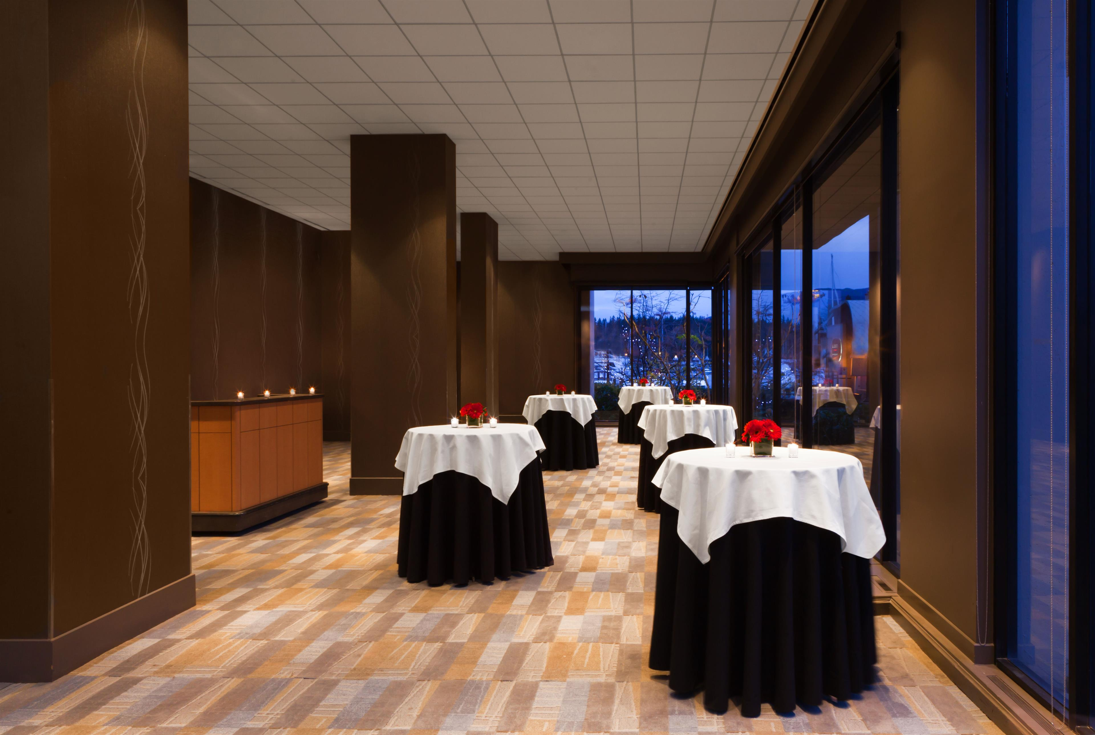 The Westin Bayshore, Vancouver in Vancouver: Marine Meeting Room