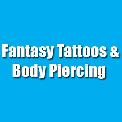 Fantasy Tattoos & Body Piercing image 0