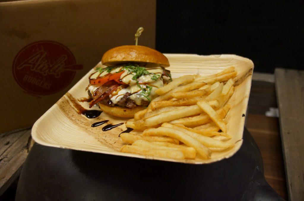 Aioli Gourmet Burgers image 8