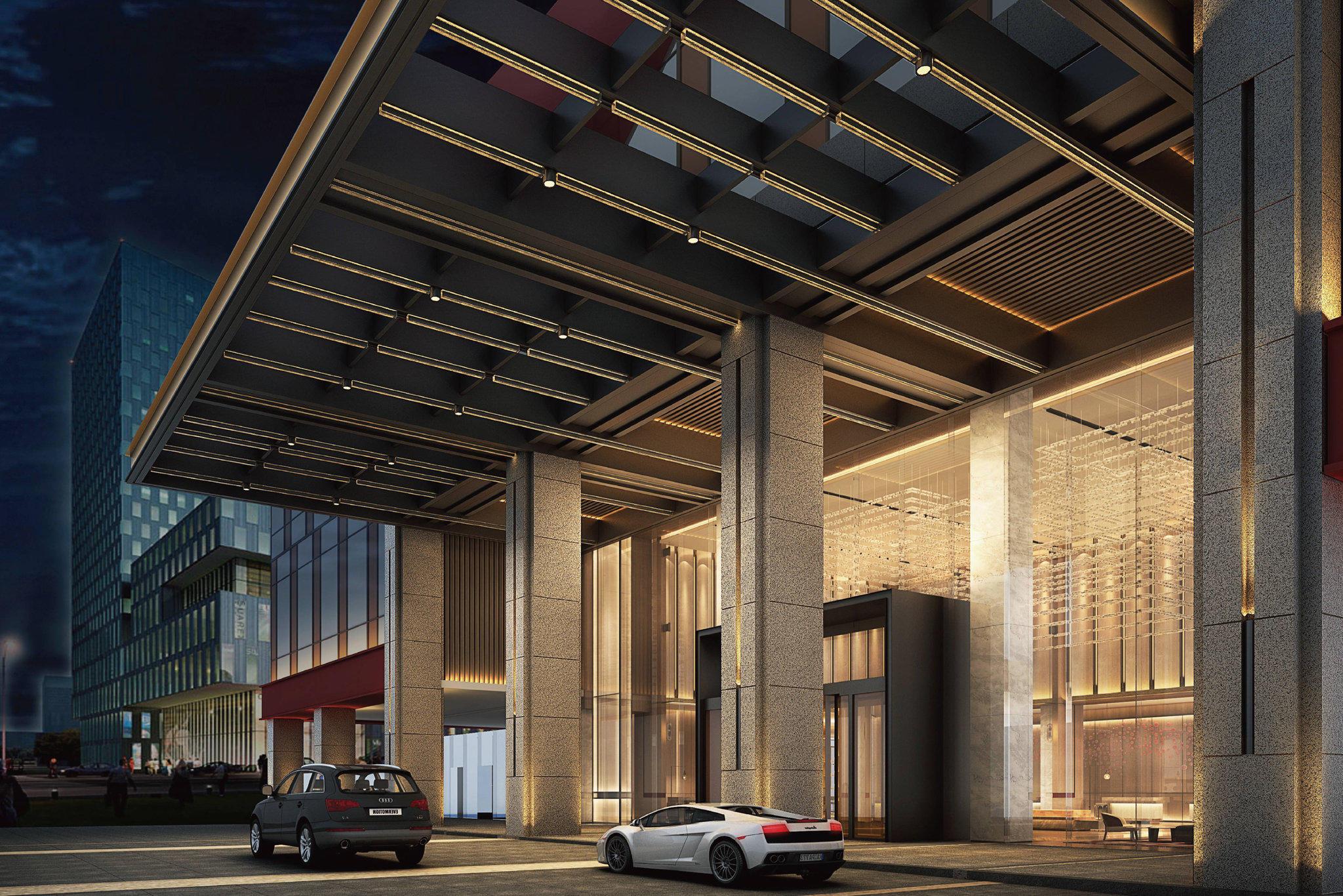 Wuhan Marriott Hotel Hankou