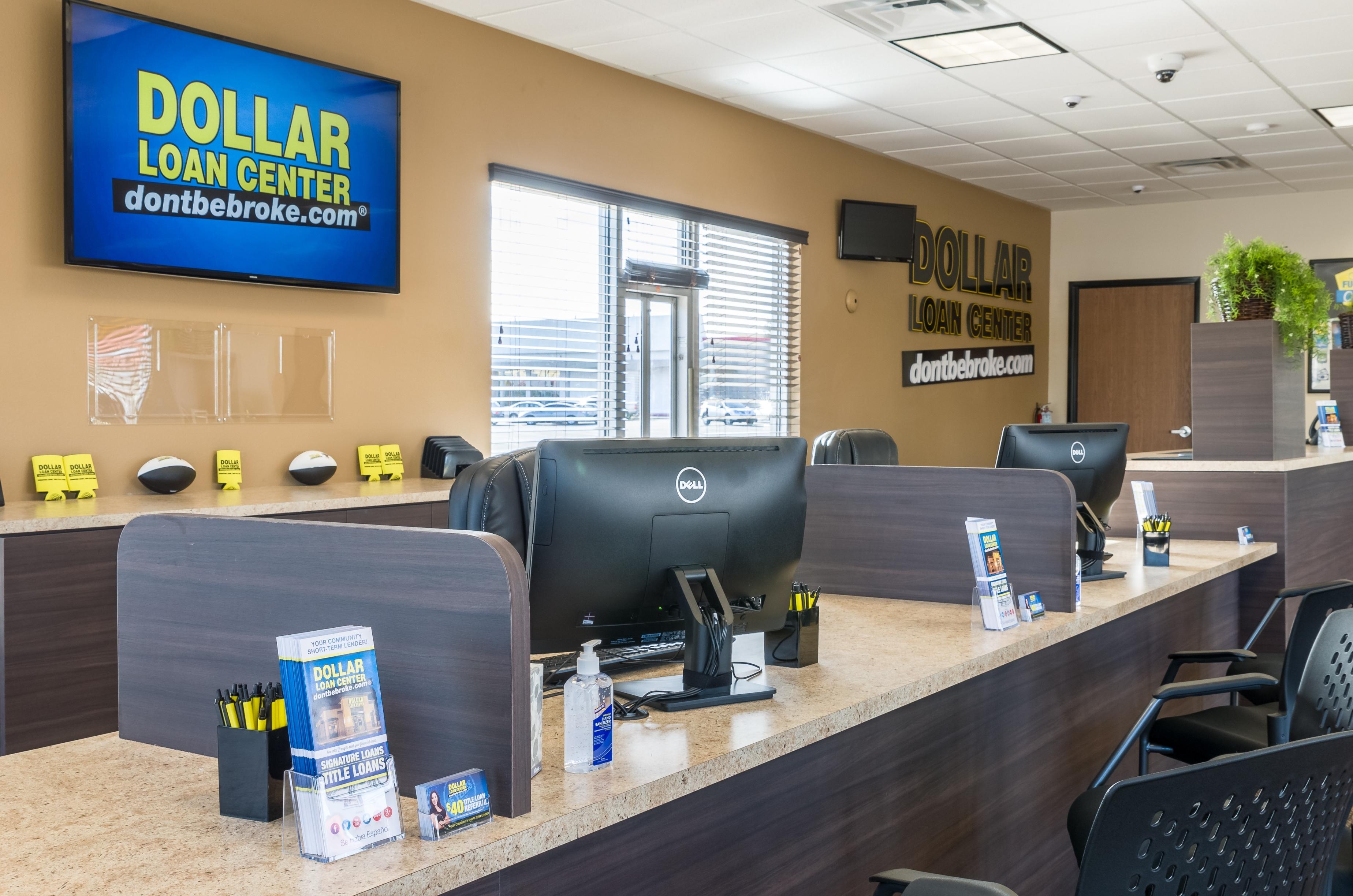 Dollar Loan Center - ad image