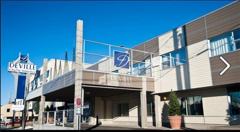 Deville Centre Hôtelier à Rouyn-Noranda