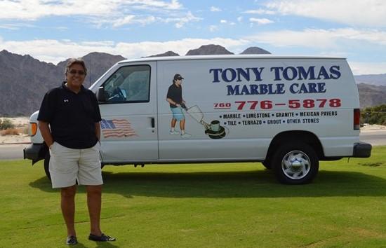 Tony Tomas Marble & Stone Care image 1