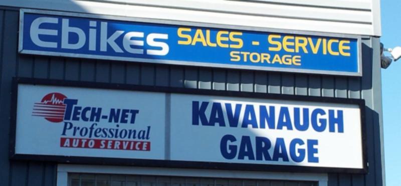 Kavanaugh garage vanier on ourbis - Esso garage opening times ...