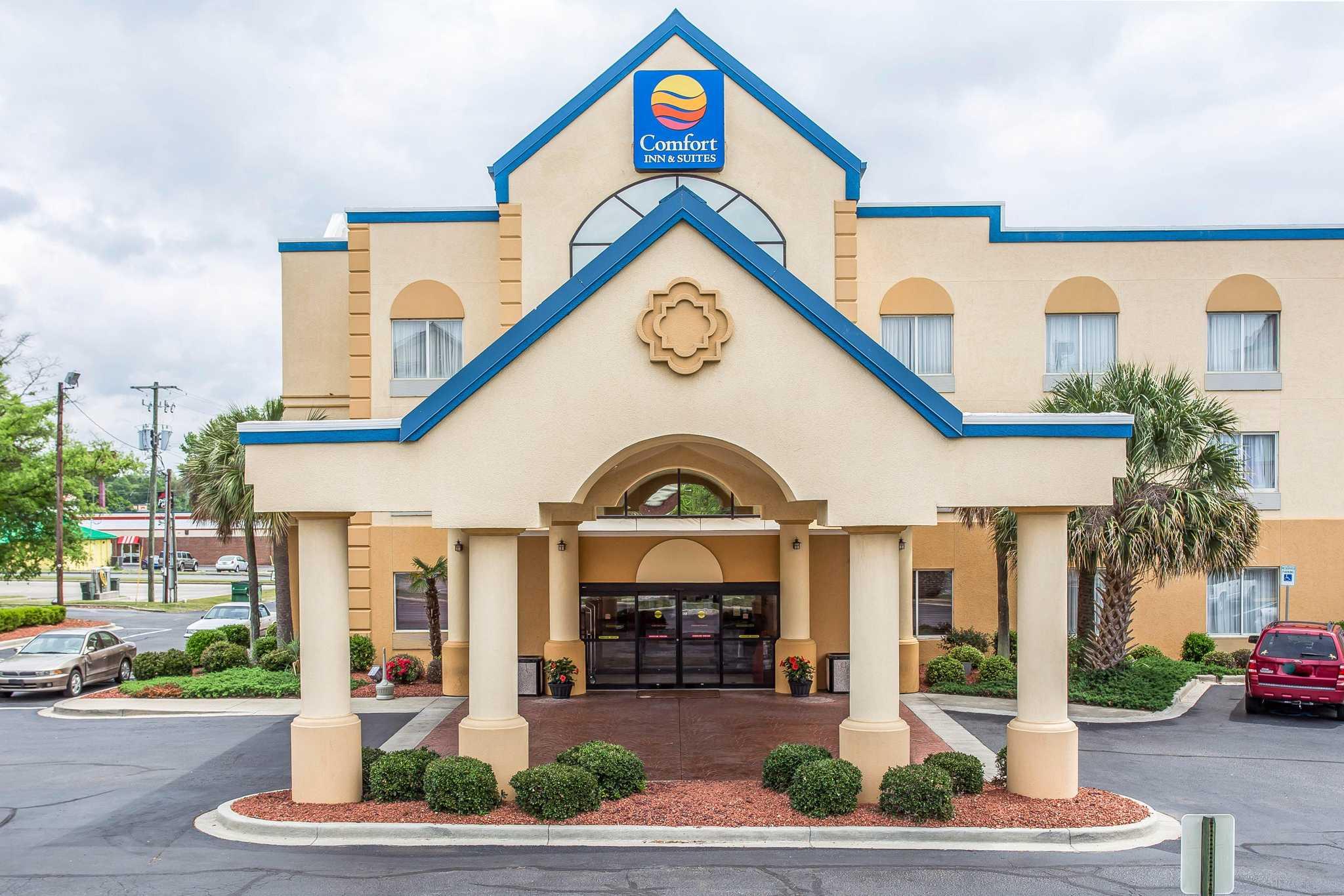 Comfort Inn & Suites Ft.Jackson Maingate image 3