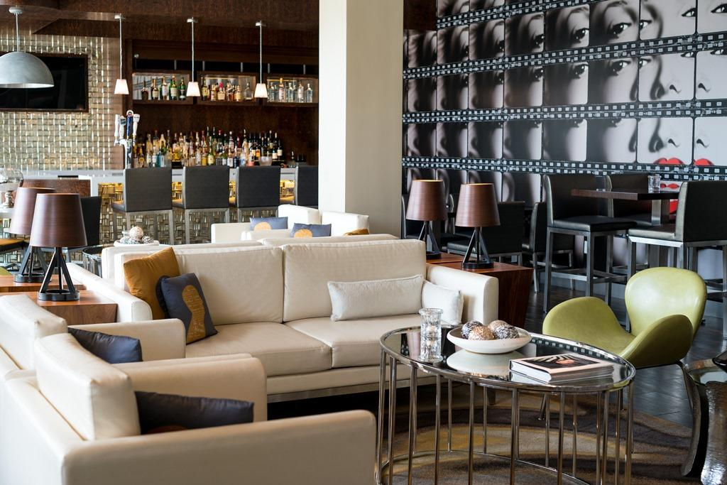 Nineteen26 Bar & Lounge Seating Area - Boasting contemporary décor with accents of classic Hollywood, Nineteen26 Bar and Lounge makes an ideal spot for unwinding after a busy day. Don't miss out on ou