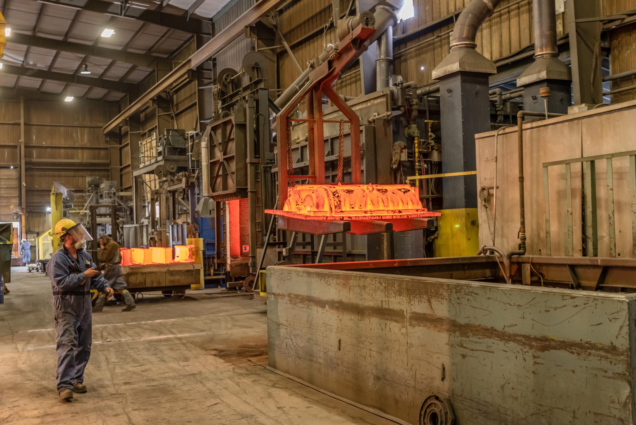 Highland Foundry Ltd in Surrey