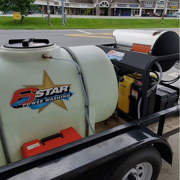 6 Star Pressure Washong Residential and Commercial Poughkeepsie NY