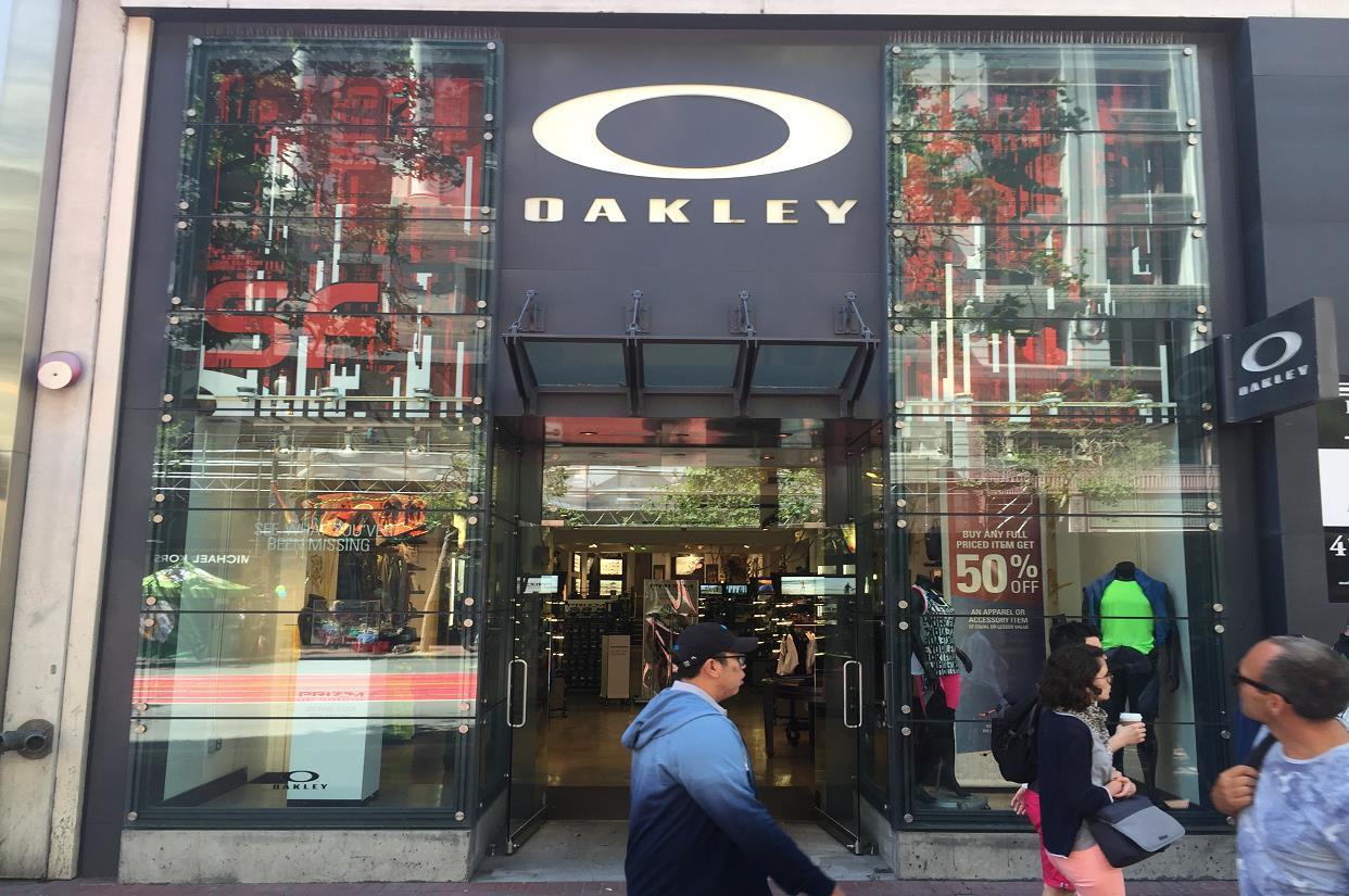 Oakley Store in San Francisco, CA, photo #2