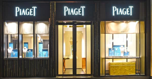 Piaget Boutique Jeddah - Jameel Square