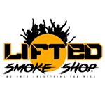 Lifted Smoke Shops logo