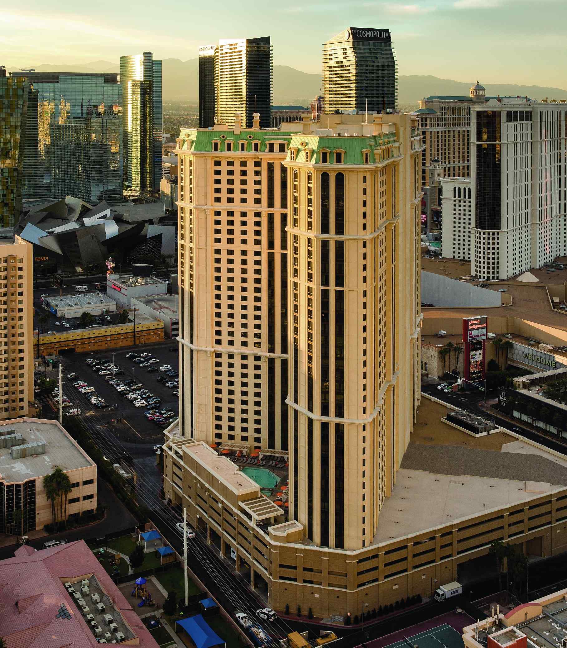 Marriott 2 Bedroom Suites Las Vegas: 75 East Harmon Avenue, Las