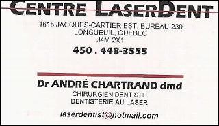 Centre Laserdent à Longueuil