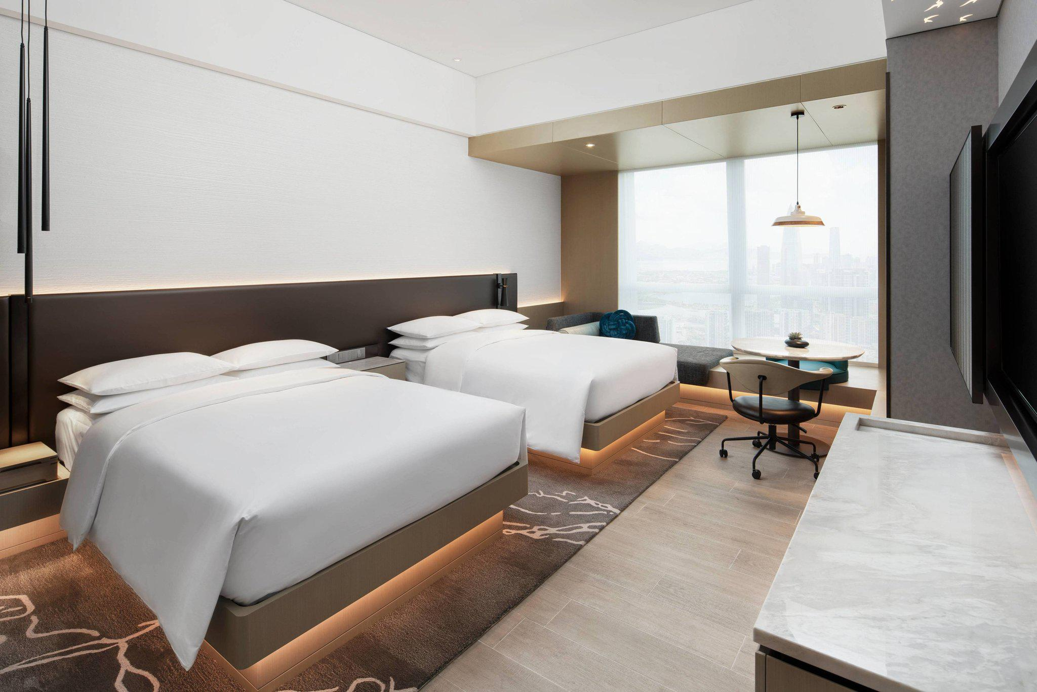 Renaissance Shenzhen Bay Hotel