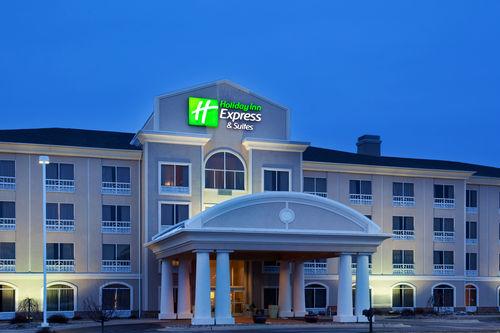 Holiday Inn Express & Suites Rockford-Loves Park image 0