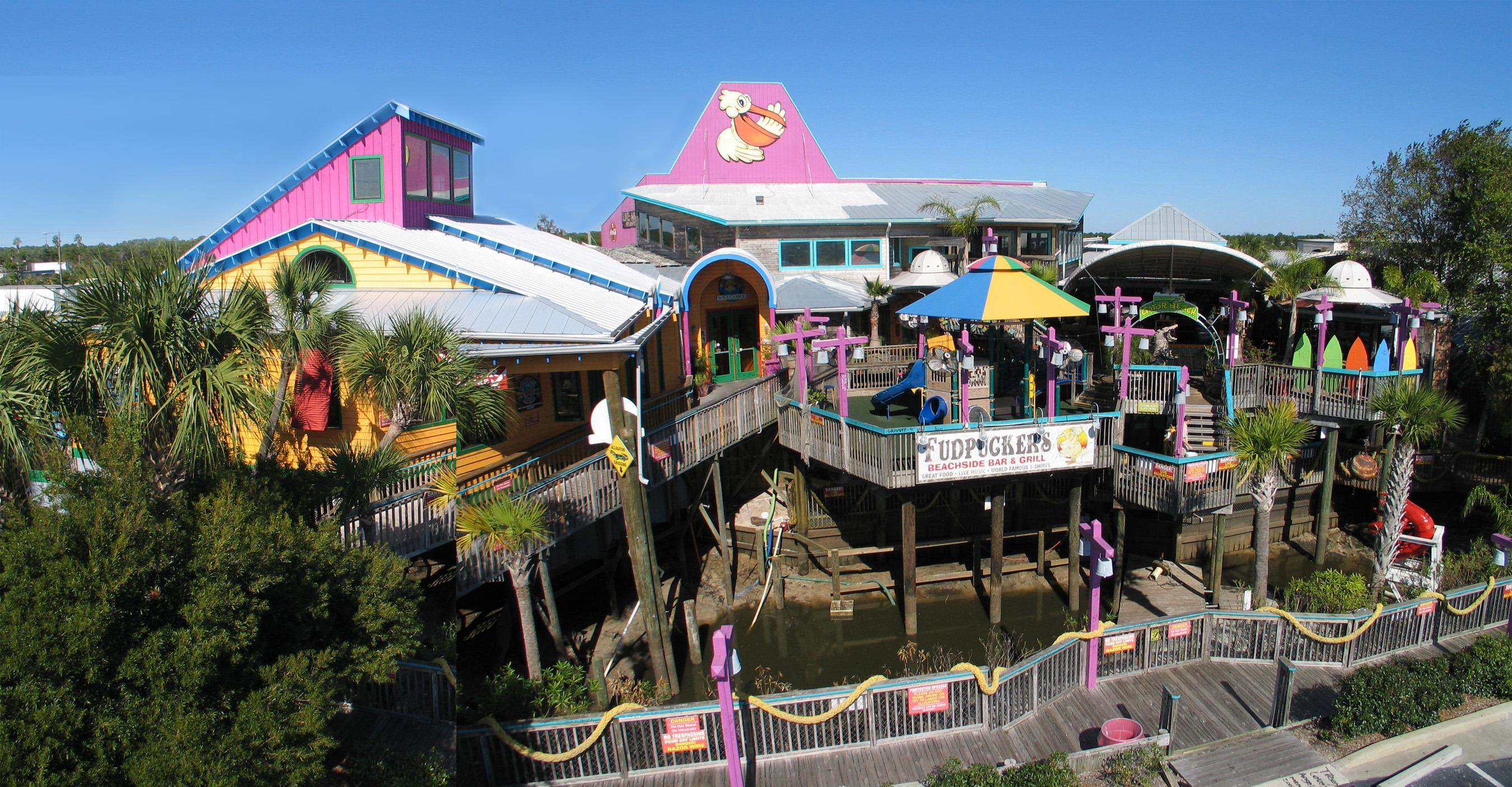 Fudpuckers Beachside Bar & Grill - Destin, FL