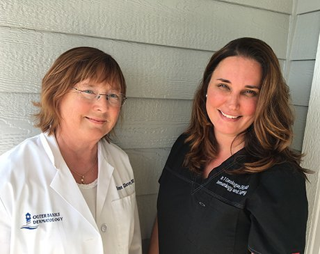 Outer Banks Dermatology is a Board Certified Dermatologist serving Nags Head, NC