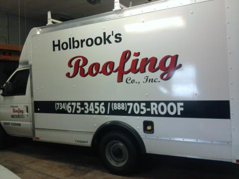 Holbrook's Roofing Co., Inc image 0