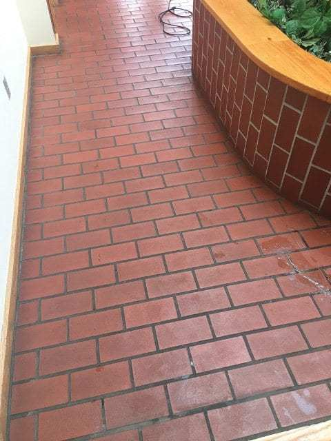 Spotless Cleaners & Restoration Before