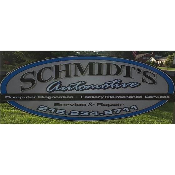 Schmidt's Automotive