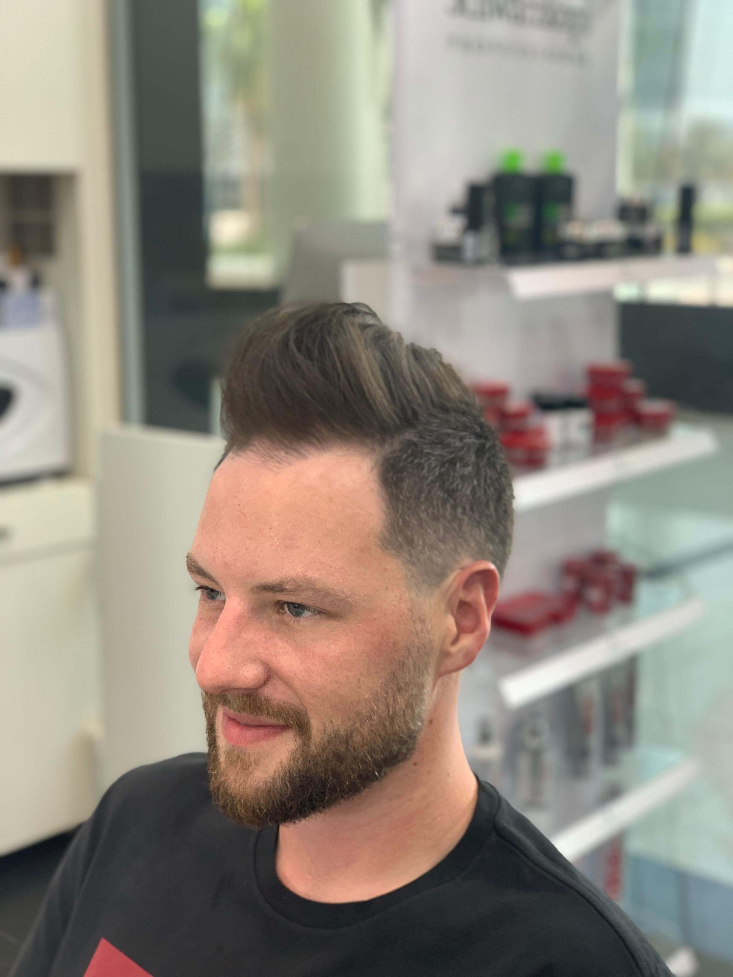 Chelsea Man Spa {By Mustafa  Men's Hair Stylist}
