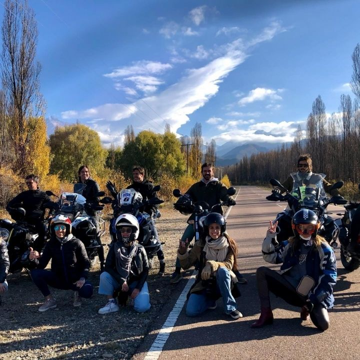 Andes Moto Trail Rental