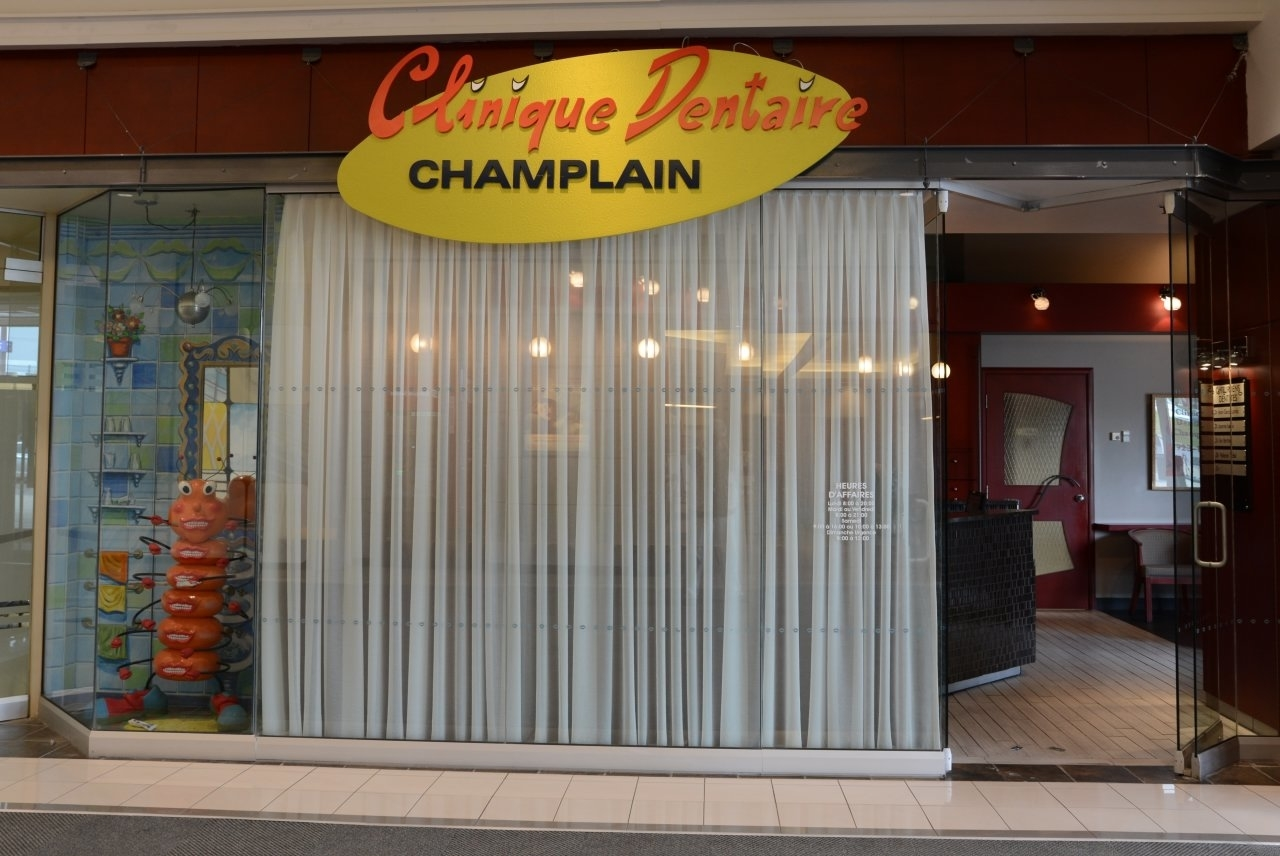 Clinique Dentaire Champlain à Brossard