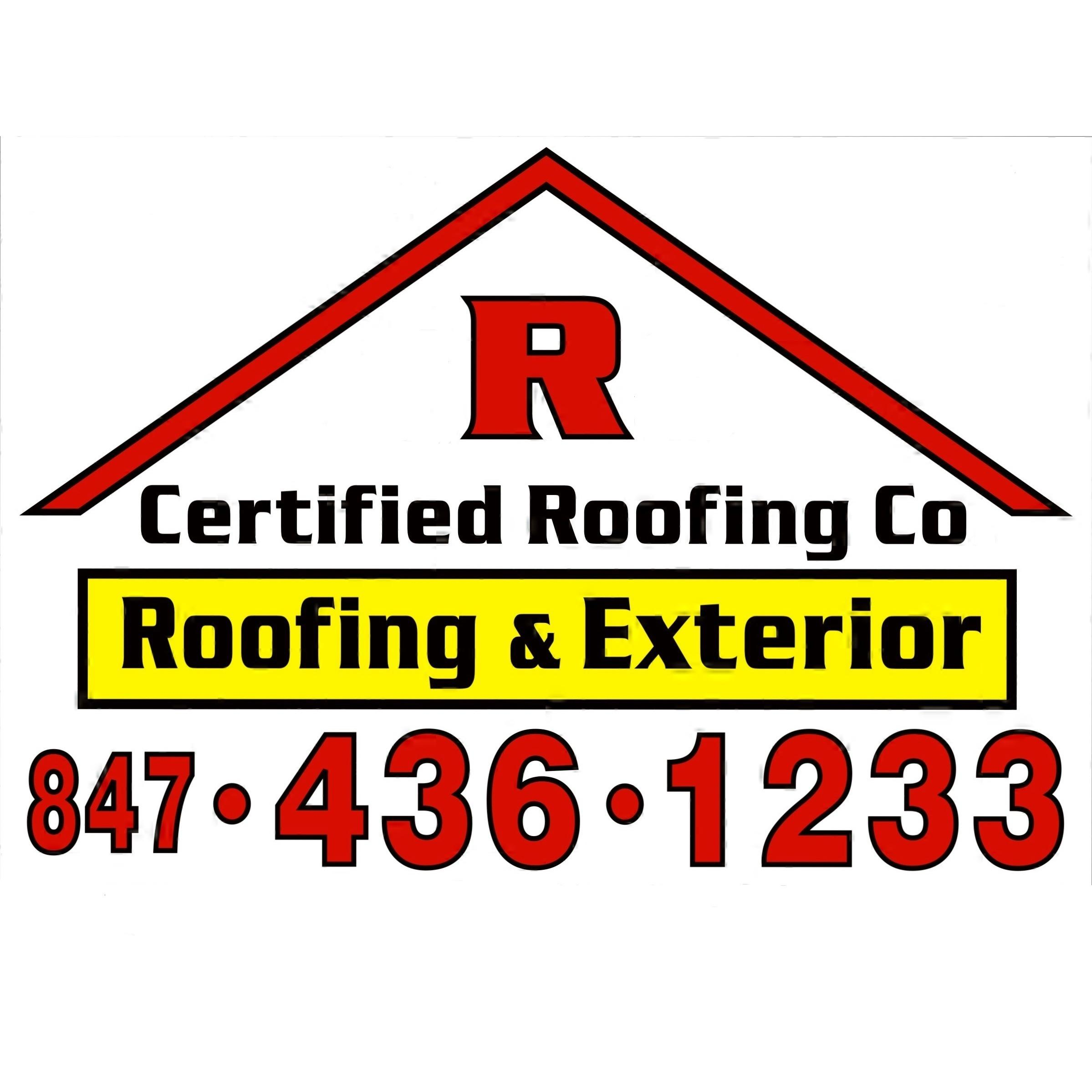 Certified Roofing Company LLC image 1