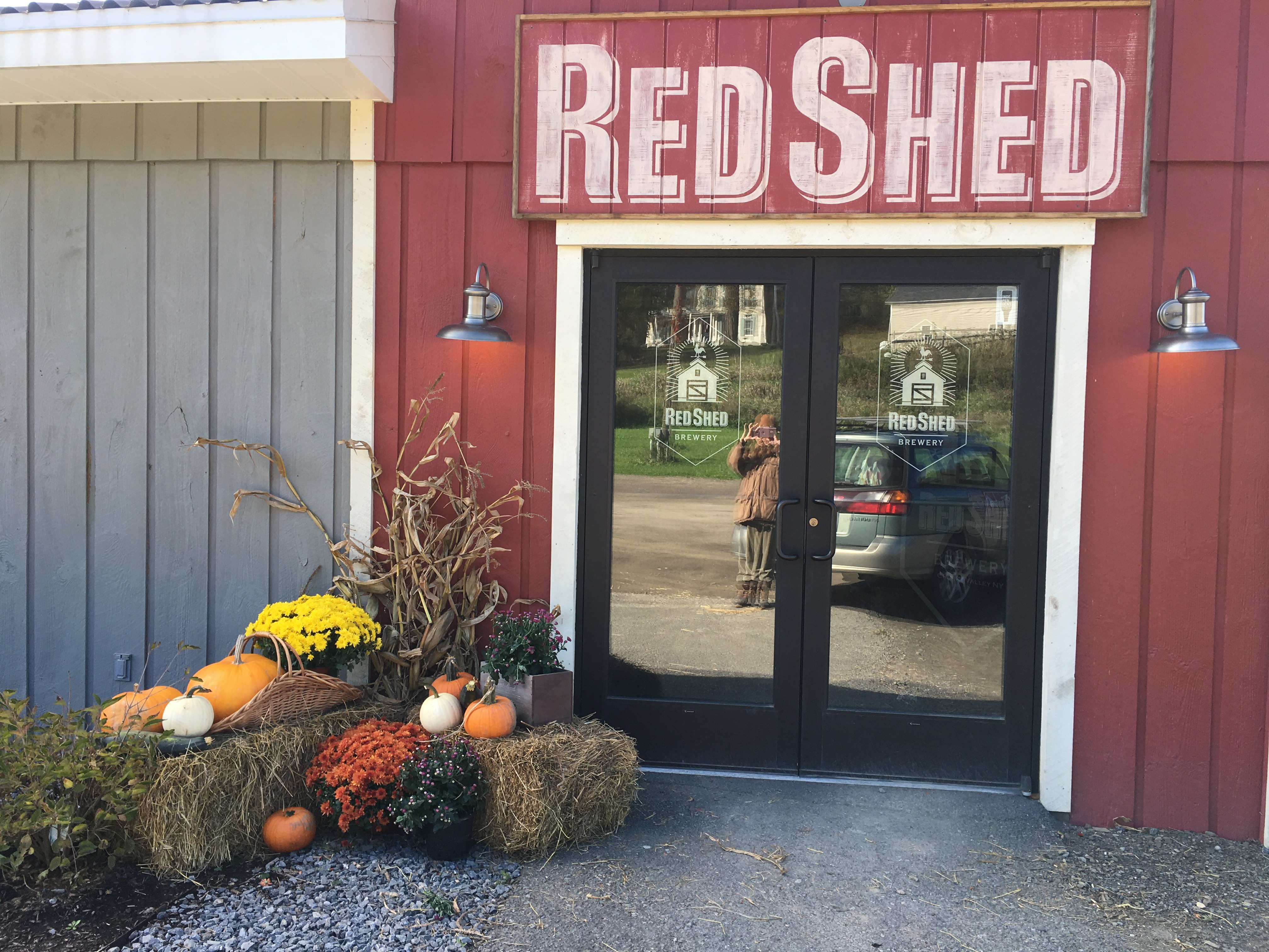 Red Shed Brewery image 1