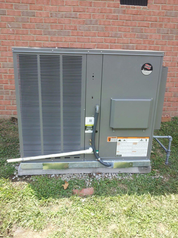 Four Leaf Heating & Cooling image 1