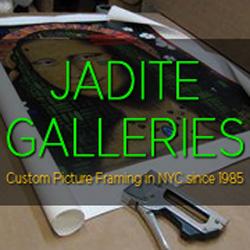 Jadite Galleries Custom Picture Framing