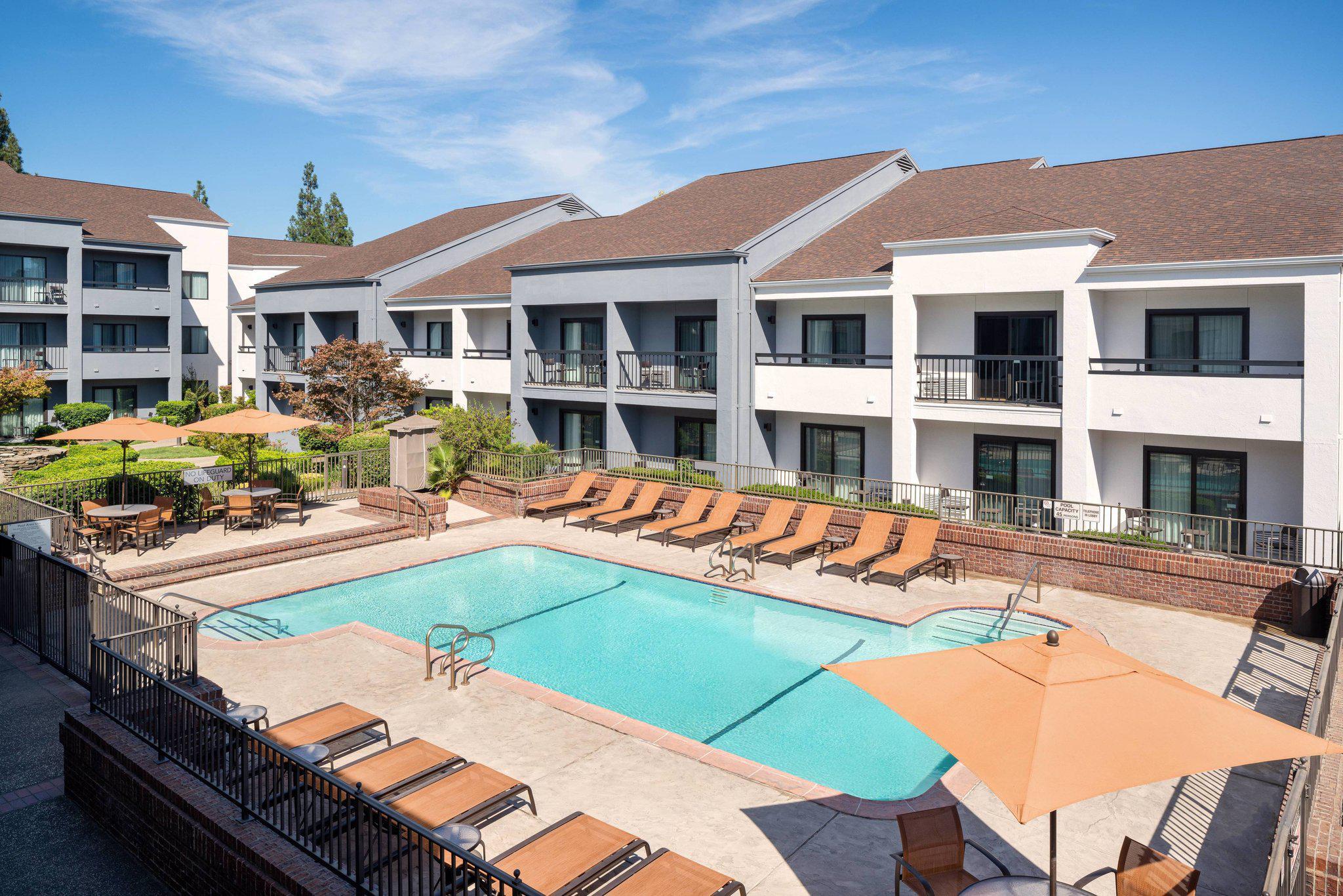Courtyard by Marriott Sacramento Rancho Cordova