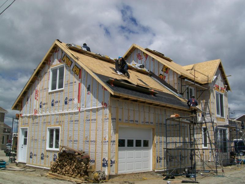 Caouette Construction à Chicoutimi