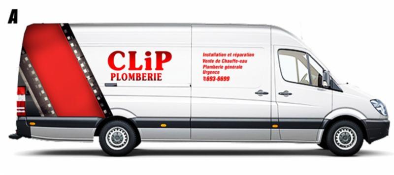 Plomberie Clip à Chicoutimi