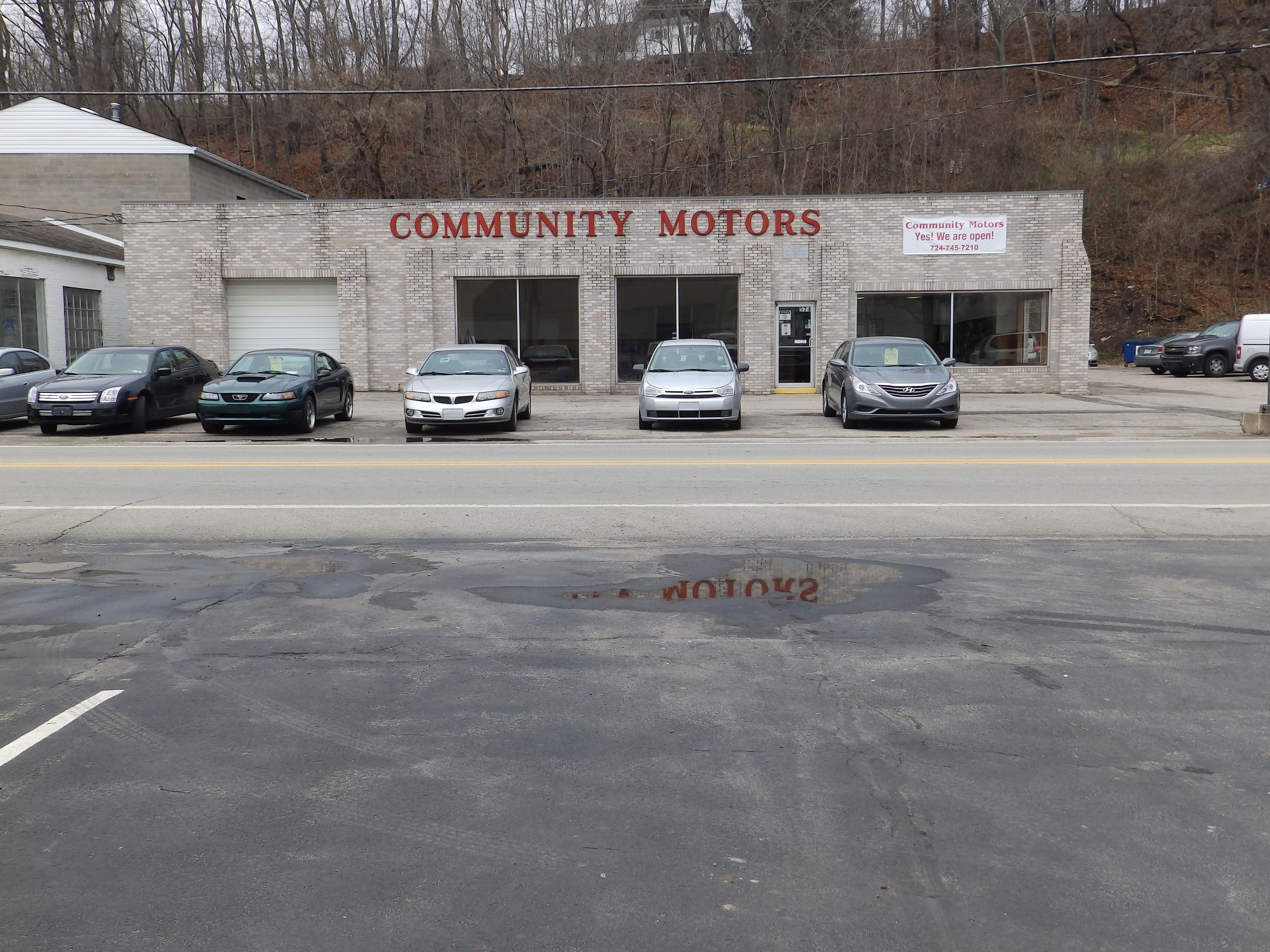 Community Motors image 0