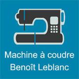Benoît Leblanc Machine À Coudre