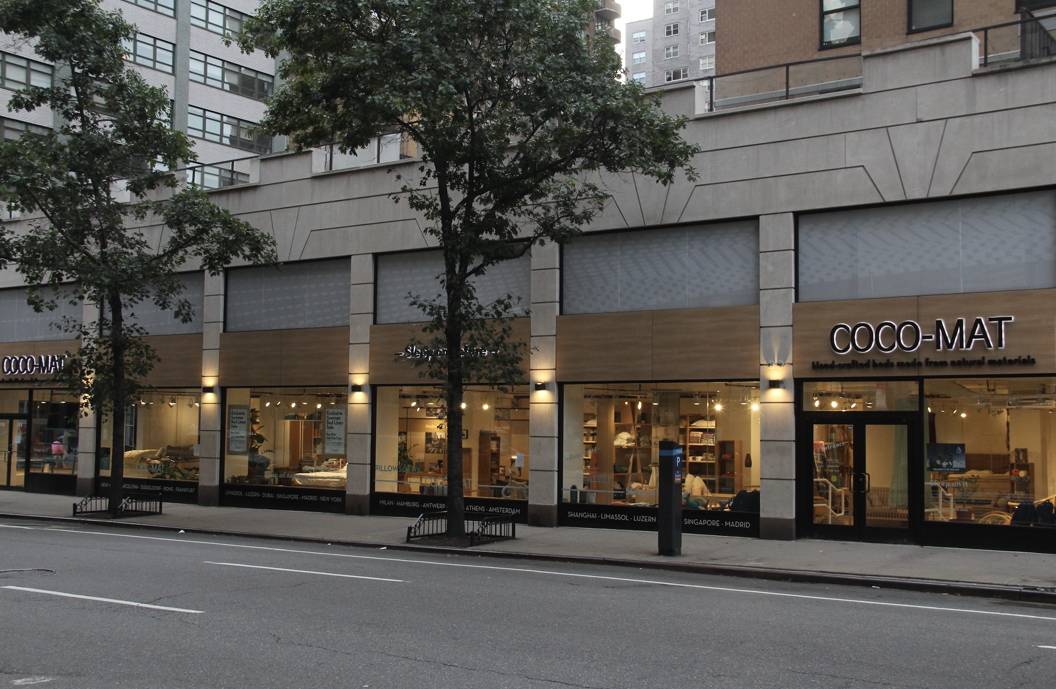 Coco Mat At 195 Lexington Ave New York Ny On Fave