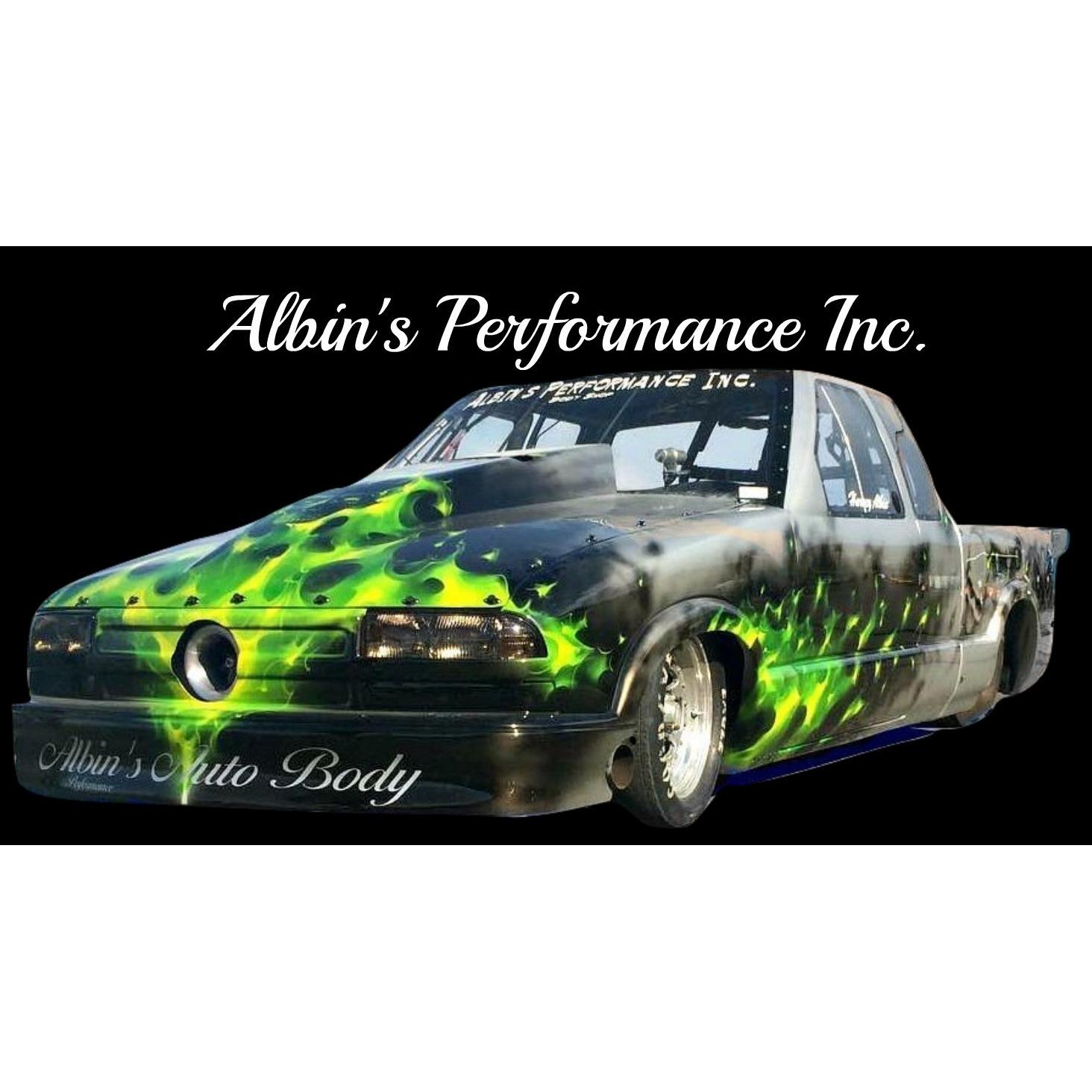 Albin's Performance Inc