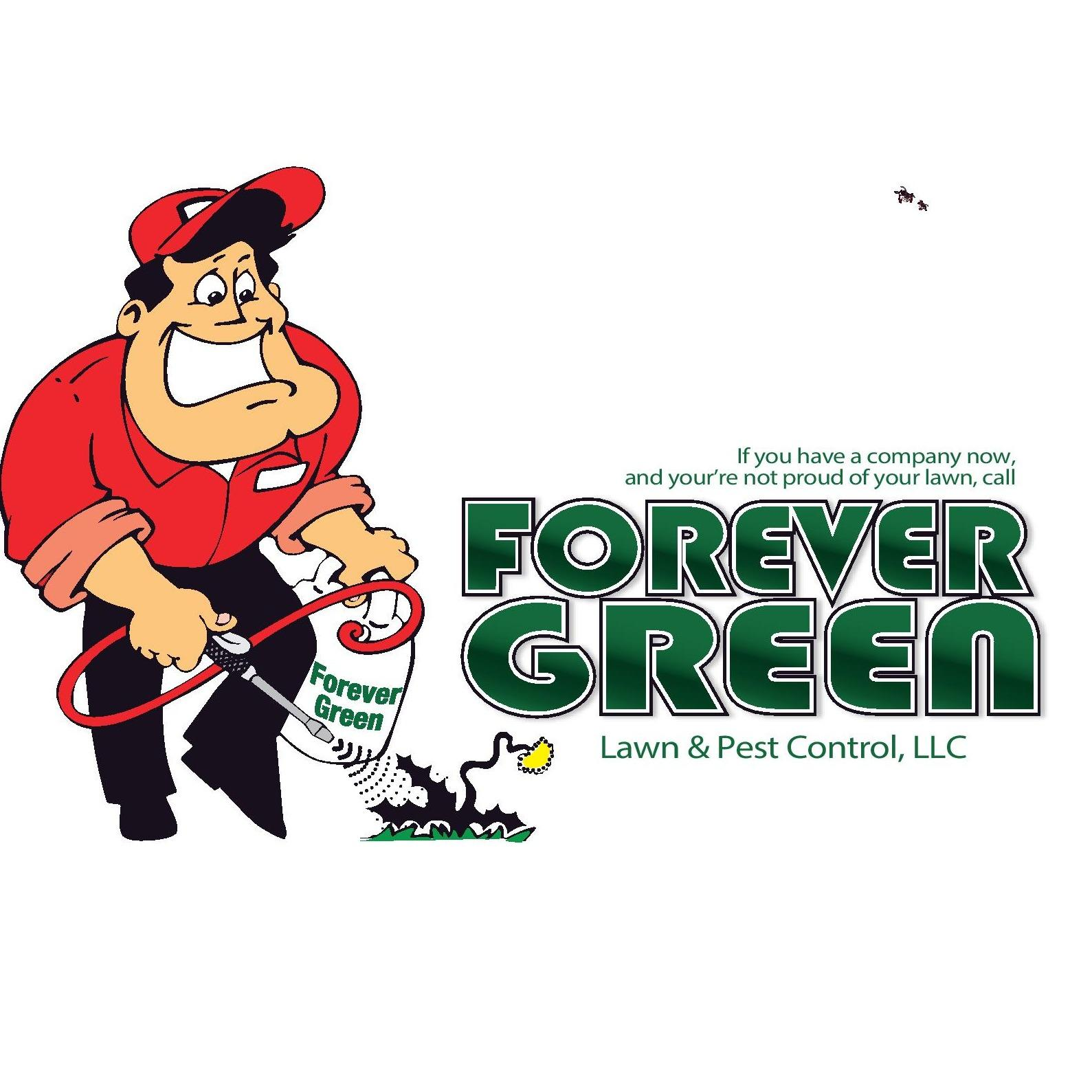FOREVER GREEN lawn and pest control
