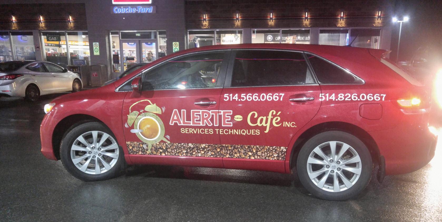 Alerte-Café Services Techniques Inc.