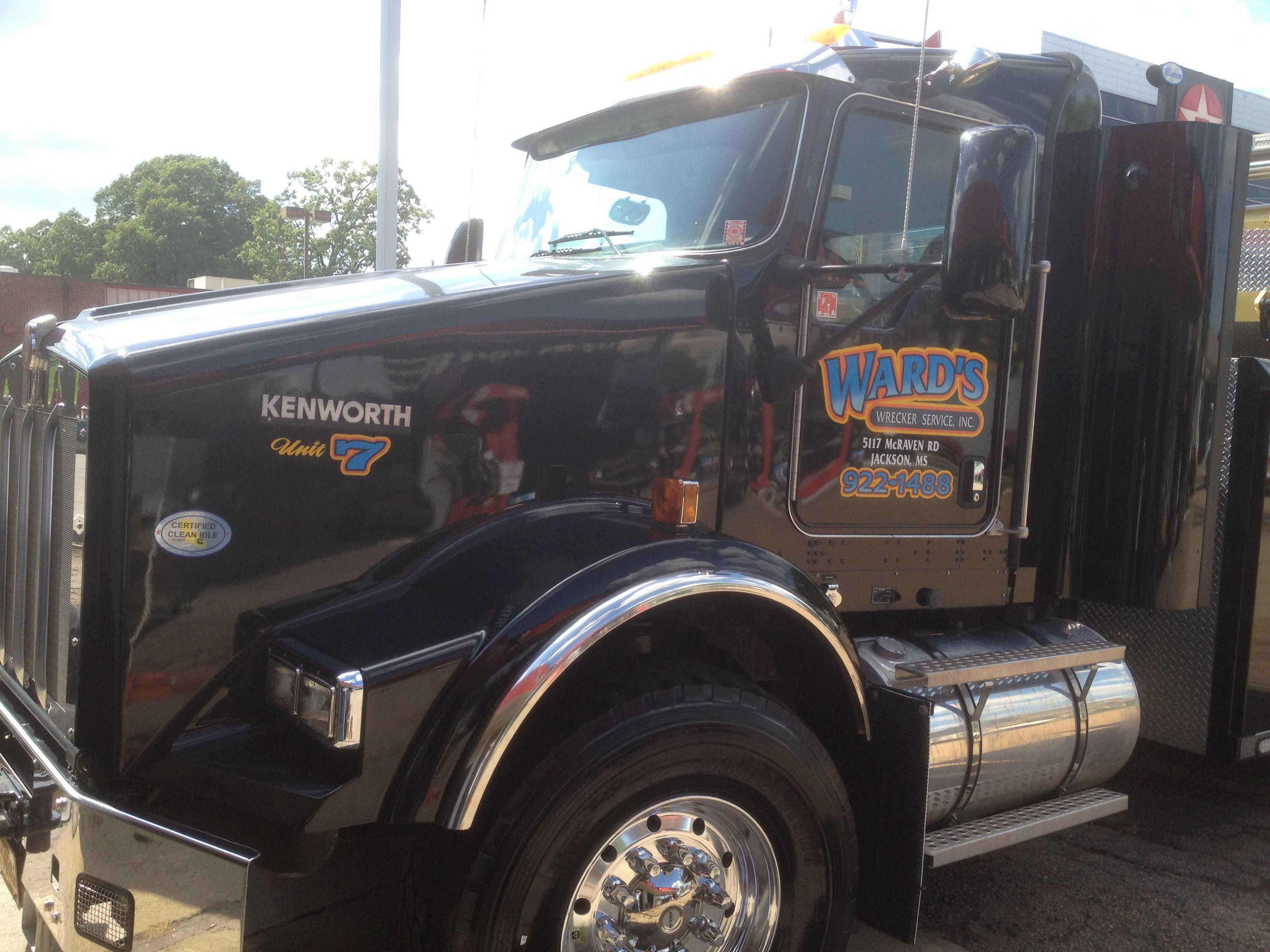 Ward's Wrecker Service Inc. image 2