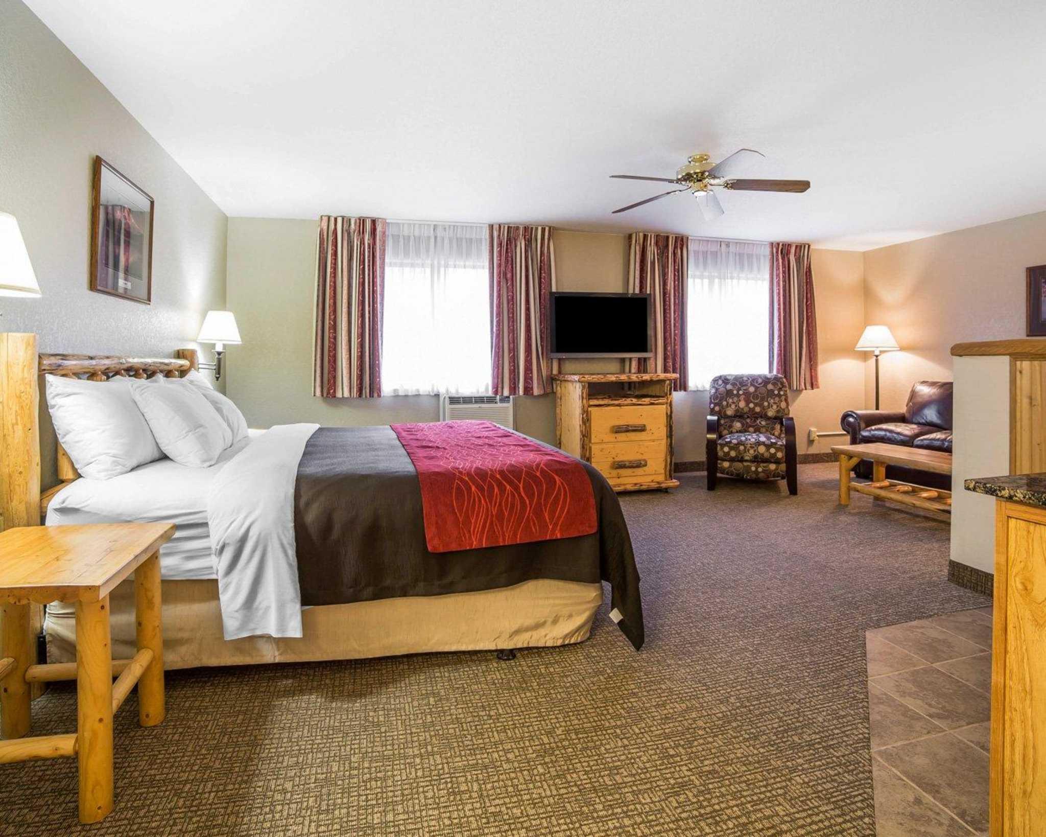 Comfort Inn Yellowstone North image 26