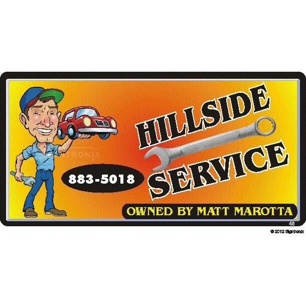 Hillside Service/Matt Marotta