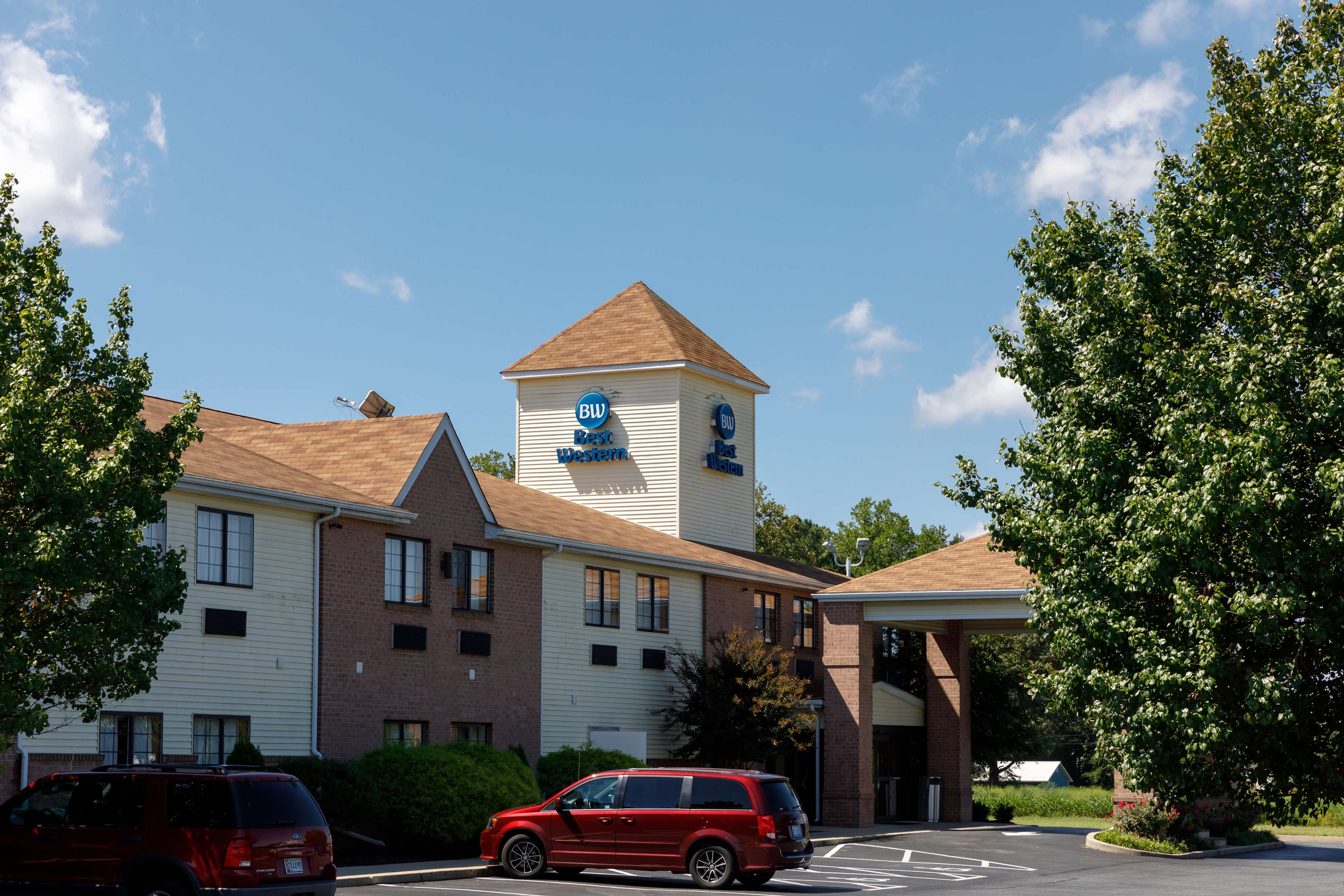 Best Western Denton Inn image 38