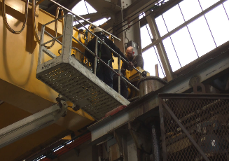 Valley Industrial Crane image 8